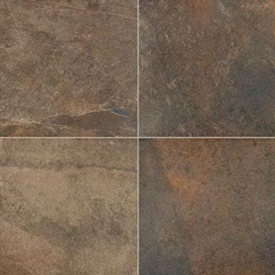 Daltile Slate Collection - Attache 24 x 24 Multi Brown