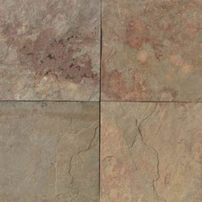 Daltile Slate Collection - Imported 12 X 12 China Apricot S782 12121P