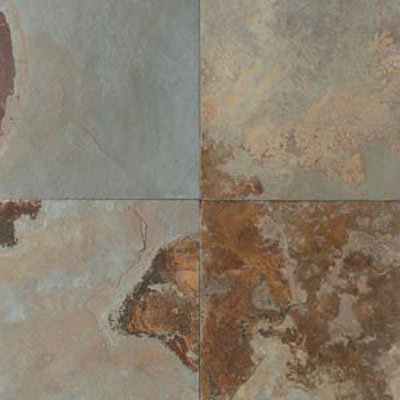 Daltile Slate Collection - Imported 16 X 16 Imperial Forest S780 16161P