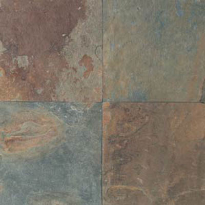 Daltile Slate Collection - Imported 16 X 16 Mongolian Springs S781 16161P