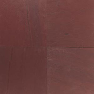 Daltile Slate Collection - Domestic 12 X 12 (Drop) Red S294 12121P