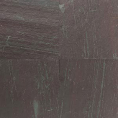 Daltile Slate Collection - Domestic 12 X 12 (Drop) Variegated Purple S312 12121P