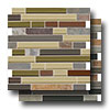Fashion Accents Slate Radiance 1 x Random Mosaic