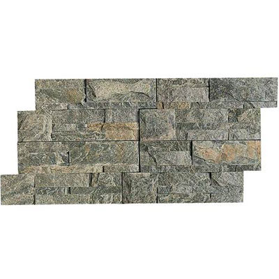 Daltile Slate Collection - Slate Stacked Stone Beijing Green S282 716STACK1T