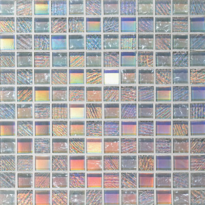 Daltile Soiree 1 x 1 Glass Mosaic St Kitts F151 11MS1P
