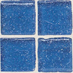 Daltile Sonterra Collection Mosaic Crystal Blue Opalized SR51 11MS1P