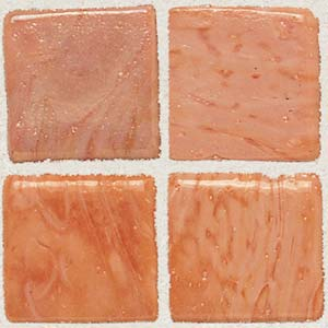 Daltile Sonterra Collection Mosaic Rosa Opalized SR61 11MS1P