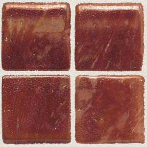 Daltile Sonterra Collection Mosaic Terracotta Iridescent SR78 11MS1P
