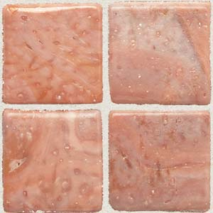 Daltile Sonterra Collection Mosaic Rosa Iridescent SR81 11MS1P