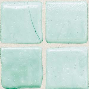 Daltile Sonterra Collection Mosaic Mint Iridescent SR84 11MS1P