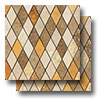 Stone Decorative Accents Harlequin Mosaic