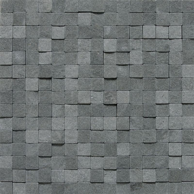Daltile Stone a la Mod Mosaics High/Low Split Face - Urban Bluestone L222 3434SFMS1S