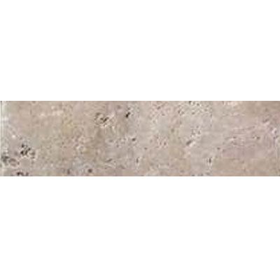 Daltile Travertine Builder Select Chair Rail Ivory Classico BE10 212CR1P