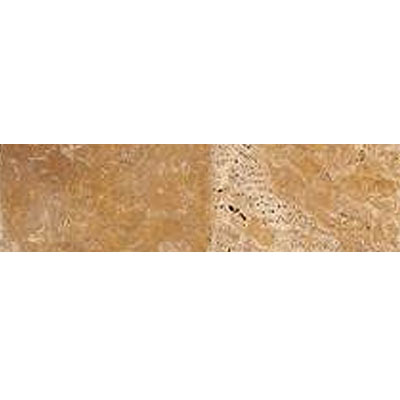 Daltile Travertine Builder Select Chair Rail Sienna BE12 212CR1P