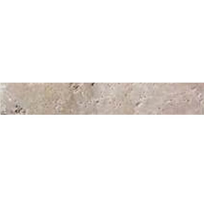 Daltile Travertine Builder Select Pencil Rail Ivory Classico Honed BE10 112PR1P