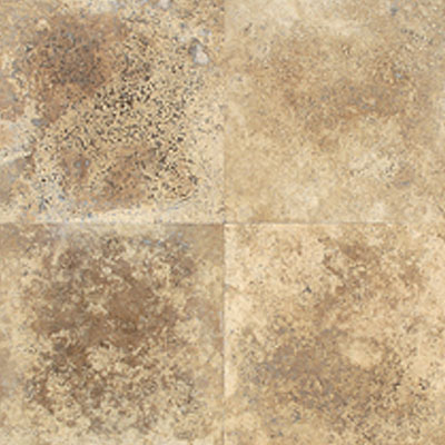Daltile Travertine Builder Select 18 x 18 Sonoma Honed BE13 1818121U