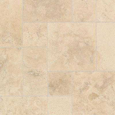 Daltile Travertine Chiseled Edge 16 x 16 Cross Cut Torreon T711 1616CE1U