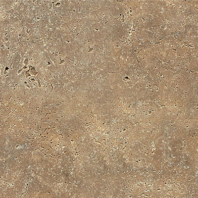 Daltile Travertine Natural Stone Tumbled 6 x 6 Noce T311 66TS1P