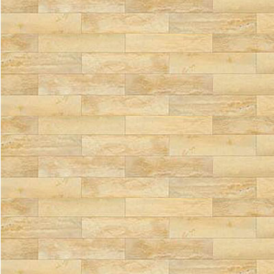 Daltile Travertine Natural Stone Honed 4 x 12 Fossil Ridge