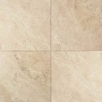 Daltile Travertine Natural Stone Honed 16 x 16 Baja Cream T720 16161U