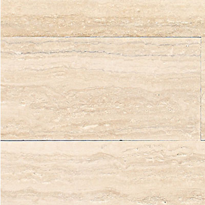 Daltile Travertine Natural Stone Honed 4 x 12 Torreon