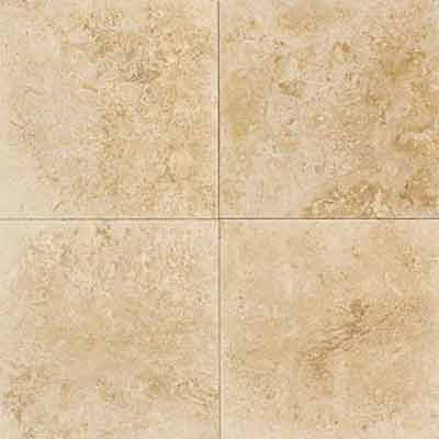 Daltile Travertine Natural Stone Honed 24 x 24 Turco Classico T324 2424581U