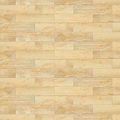 Daltile Travertine Natural Stone Plank Honed 4 x 36 Fossil Ridge T102 436V1U
