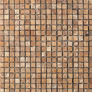 Daltile Champagne Gold Mosaic 5/8 x 5/8 Champagne Gold TS51 5858MS1P