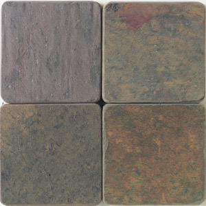 Daltile Indian Multicolor 4 x 4 Indian Multicolor TS70 441P
