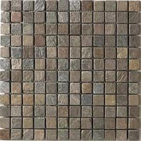 Daltile Copper Mosaic 1 x 1 Copper 1x1 TS73 11MS1P