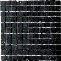 Daltile Midnight Mosaic 1 x 1 Midnight TS05