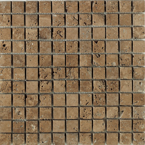 Daltile Walnut Mosaic 1 x 1 Walnut TS03