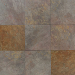 Daltile Villa Valleta 6 x 6(dropped) Indian Summer VV01661P6