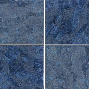 Daltile Watergems 6 x 6 Dolphin Blue PO13