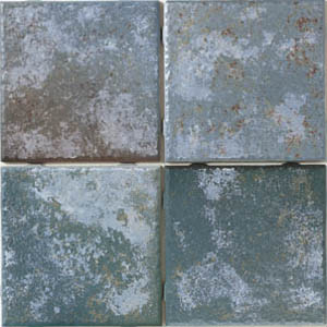 Daltile Watergems 6 x 6 Marlin Blue PO10