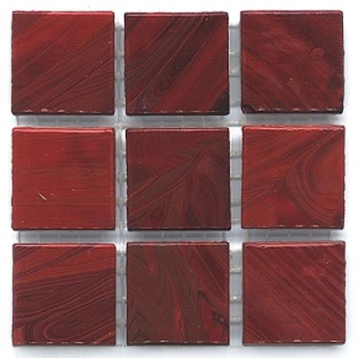 Diamond Tech Glass Mosaic Glass Series - Cloudy Burgundy T234C