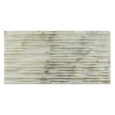 Diamond Tech Glass Contours Antiquity Chiseled Statuary White