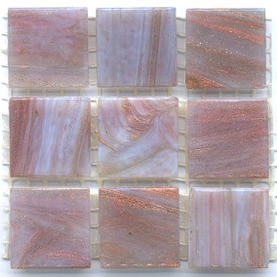 Diamond Tech Glass Mosaic Glass Series - Gold Veined Beige T221G