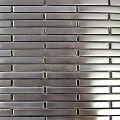 Diamond Tech Glass Metal Series Mosaic Edger/Thin Brick TML09