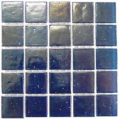 Diamond Tech Glass Platinum Mosaic Series Blue T415