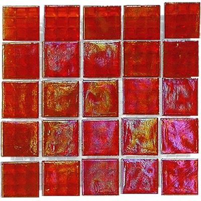 Diamond Tech Glass Platinum Mosaic Series Cherry Mist T417