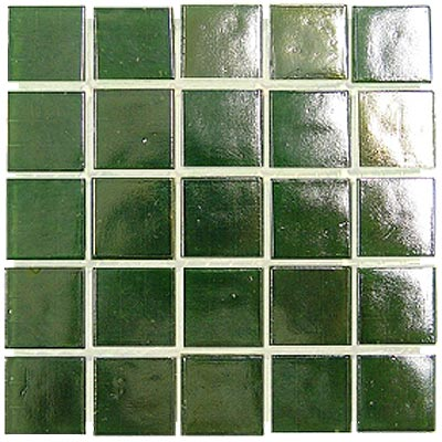 Diamond Tech Glass Platinum Mosaic Series Light Green T411