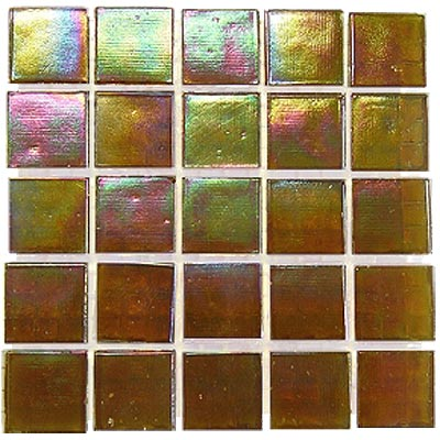 Diamond Tech Glass Platinum Mosaic Series Honey Mist T405