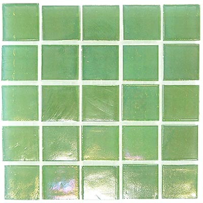 Diamond Tech Glass Platinum Mosaic Series Pastel Green Mist T410