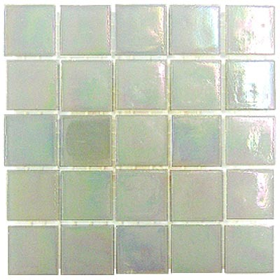 Diamond Tech Glass Platinum Mosaic Series White T400