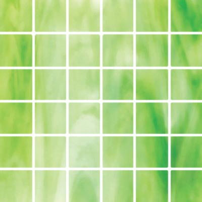 Diamond Tech Glass Stained Glass Mosaic Celery T110-2