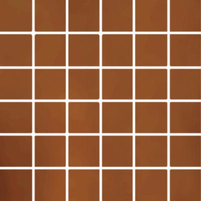 Diamond Tech Glass Stained Glass Mosaic Dark Brown T140-2