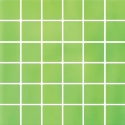 Diamond Tech Glass Stained Glass Mosaic Light Green T143-2