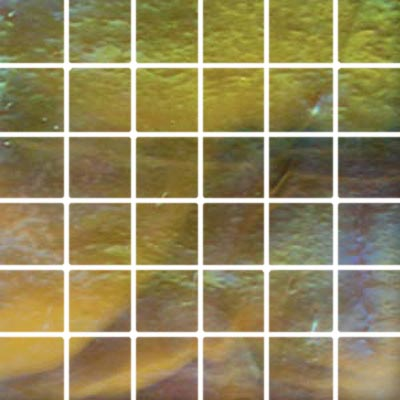 Diamond Tech Glass Stained Glass Mosaic Suede Iridescent T117L-2