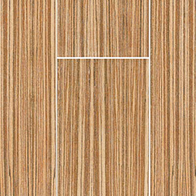 Eleganza Tiles Exotic 6 x 36 Zebra Wood